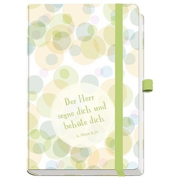 """Notizbuch """"Der Herr segne dich und behüte dich"""""""
