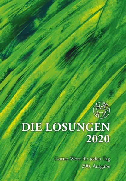 Losungen 2020 bunt - Geschenkausgabe