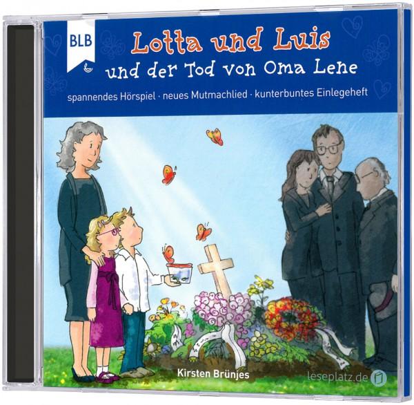 Lotta und Luis und der Tod von Oma Lene - CD