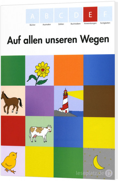 Auf allen unseren Wegen / Heft E