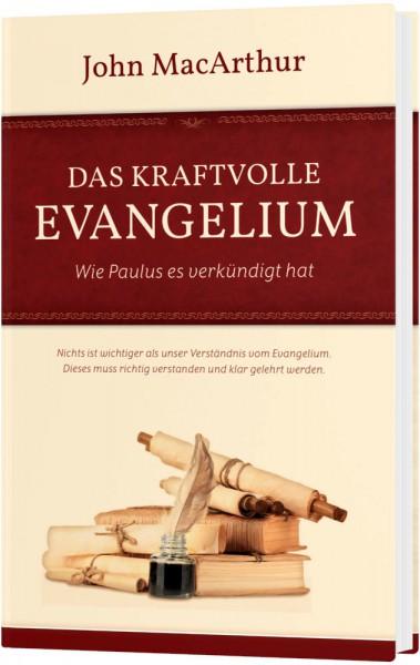 Das kraftvolle Evangelium (Bd.1)