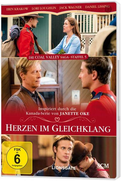 Herzen im Gleichklang - DVD (Staffel 5 / Folge 5)