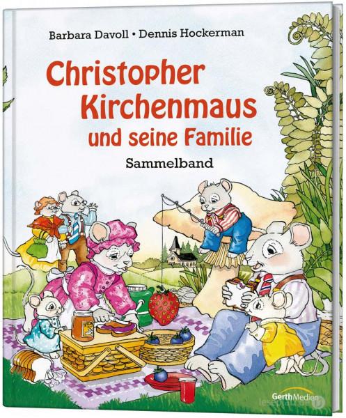 Christopher Kirchenmaus und seine Familie