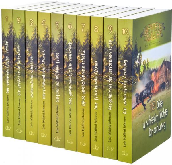 Die Abenteuerwälder - Band 1-10