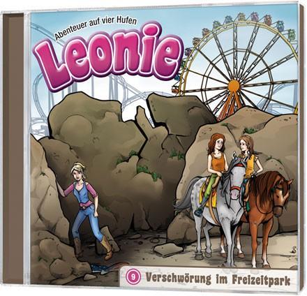 CD Leonie (9) - Verschwörung im Freizeitpark