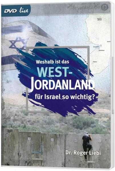 Weshalb ist das Westjordanland für Israel so wichtig? - DVD