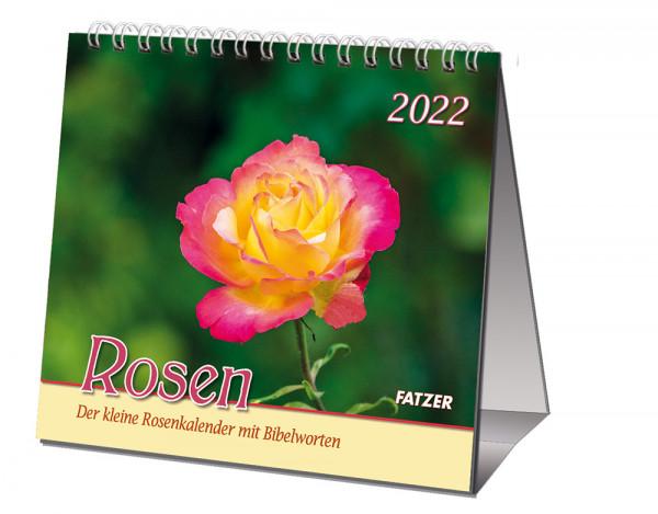 Rosen 2022 - Tischkalender
