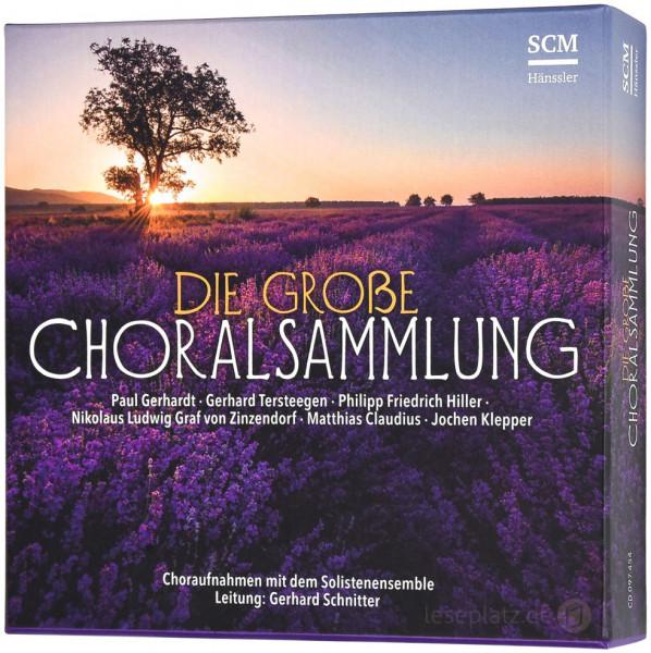 Die große Choralsammlung (CD-Box)