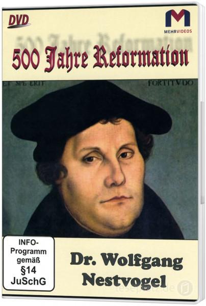 500 Jahre Reformation - DVD