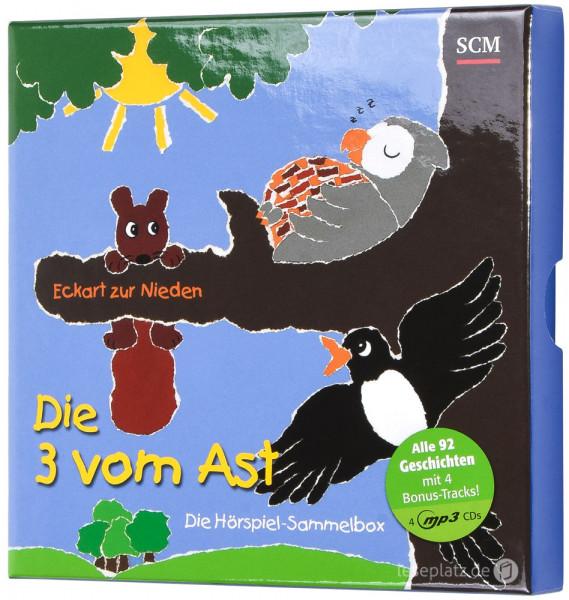 Die 3 vom Ast - Die Hörspiel-Sammelbox