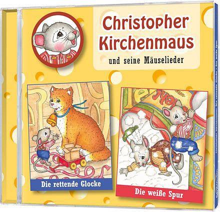Christopher Kirchenmaus und seine Mäuselieder (4) - DCD