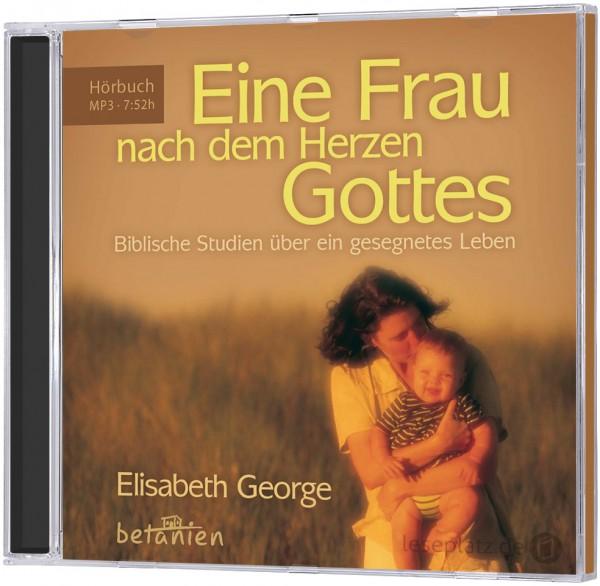 Eine Frau nach dem Herzen Gottes - Hörbuch (mp3-CD)