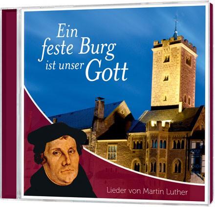 Ein feste Burg ist unser Gott - CD
