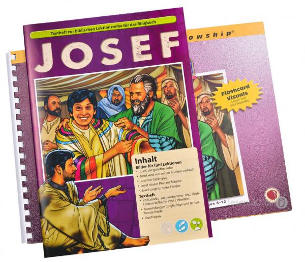 Josef - Lektionen-Set