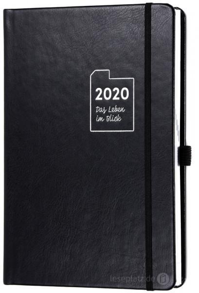 Das Leben im Blick 2020 - A5 Timer Classic