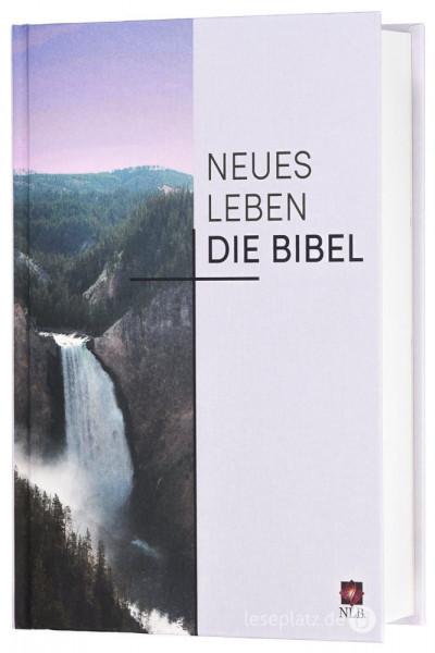 """Neues Leben. Die Bibel - Standardausgabe """"Motiv Wasserfall"""""""