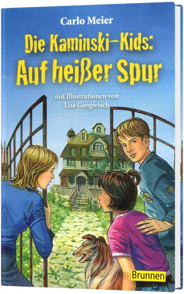 Auf heißer Spur (7) - Hardcover