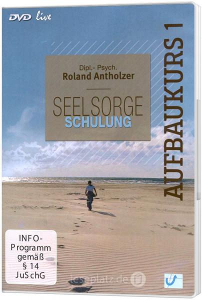 Seelsorge Schulung Aufbaukurs 1 (DVD)