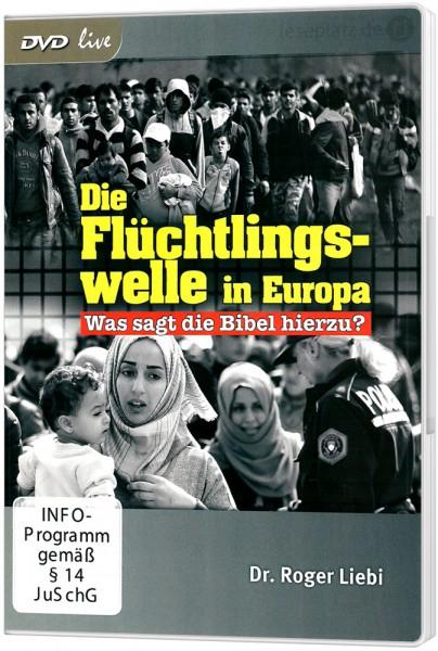 Die Flüchtlingswelle in Europa - DVD