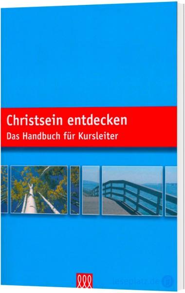 Christsein entdecken - Leiterhandbuch