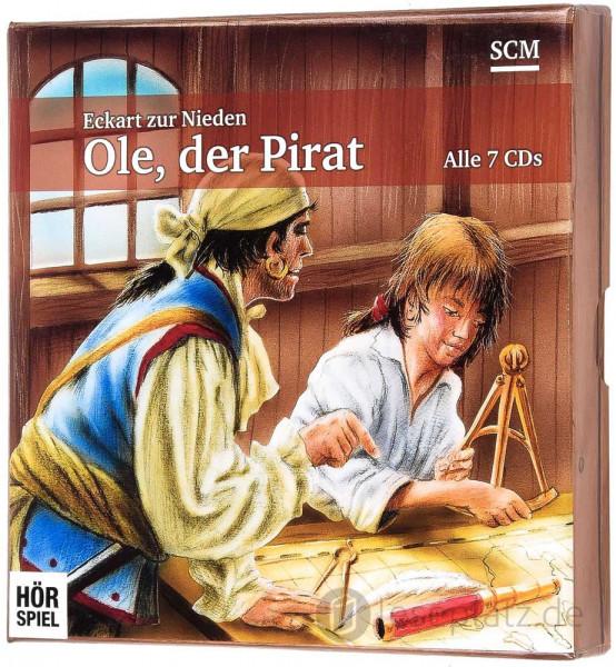 Ole, der Pirat - Box (1-7)