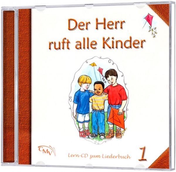Der Herr ruft alle Kinder - CD (1)