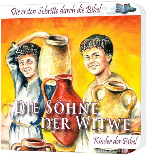 Die Söhne der Witwe - Pappbuch
