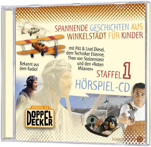 Radio Doppeldecker - Staffel 1