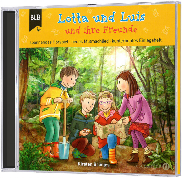 Lotta und Luis und ihre Freunde - CD