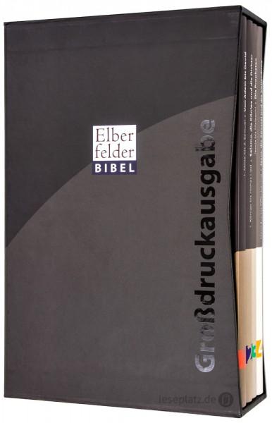 Elberfelder Bibel 2006 - Großdruckausgabe in 4 Bänden