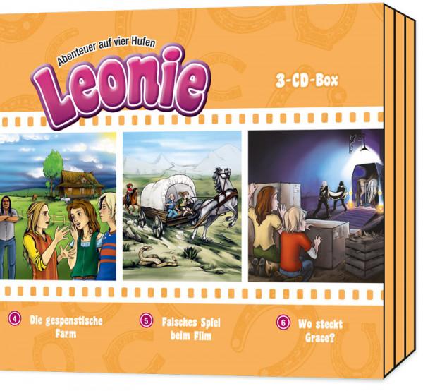Leonie - Abenteuer auf vier Hufen - Box 2