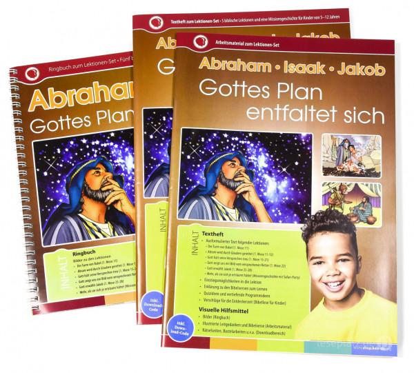 Abraham - Isaak - Jakob (Lektionen-Set)