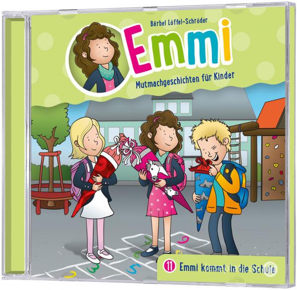 Emmi CD - Emmi kommt in die Schule (11)