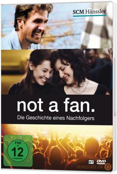 not a fan. - DVD