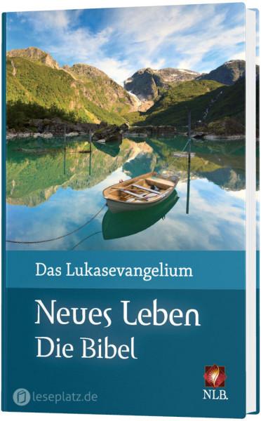 Neues Leben. Die Bibel - Das Lukasevangelium Motiv ''Bergsee''