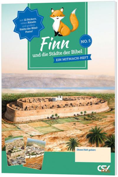 Finn und die Städte der Bibel - No.5
