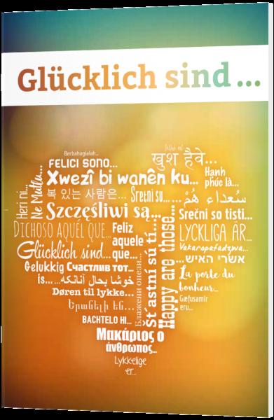 Glücklich sind ... Deutsch (Sonderausgabe)