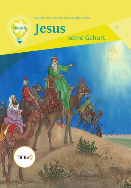 Jesus - seine Geburt - TING-Buch