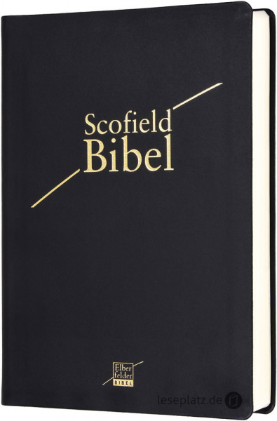 Scofield Bibel - Echtleder flexibel