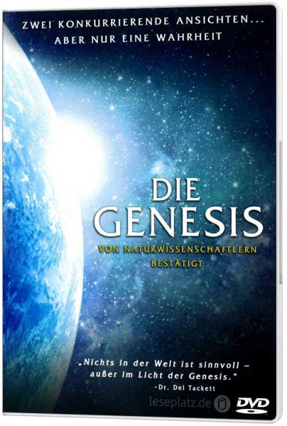 Die Genesis - DVD