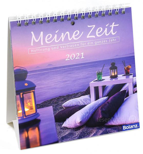 Meine Zeit 2021 - Verteilkalender