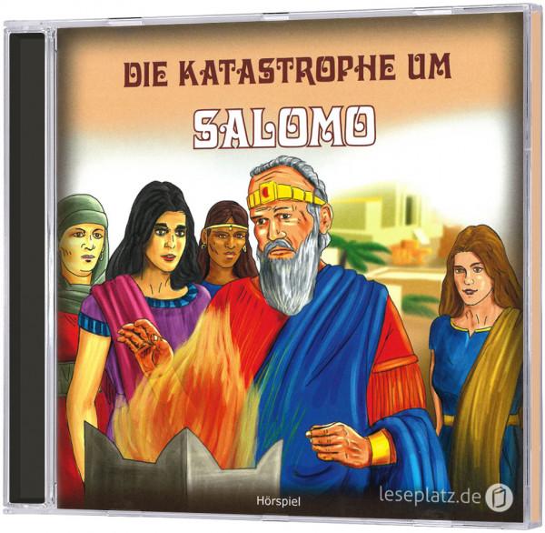 Die Katastrophe um Salomo - CD