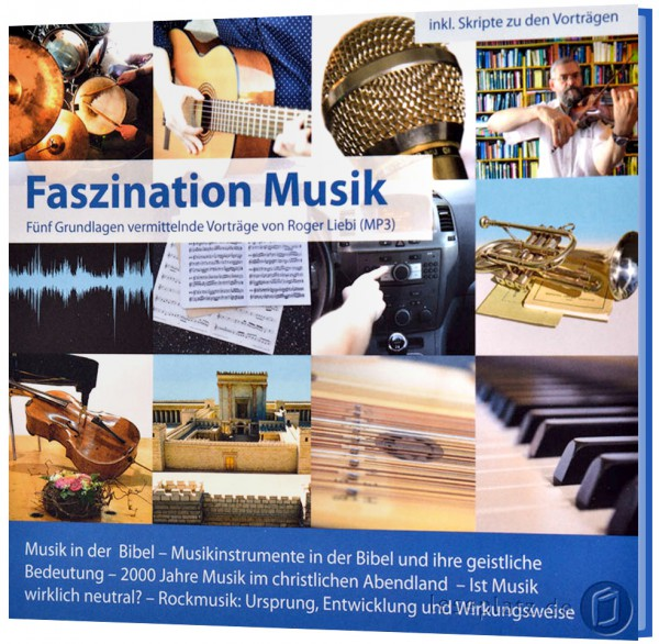 Faszination Musik - MP3-CD