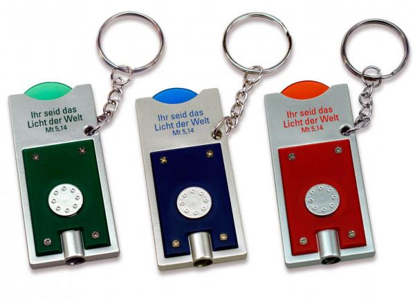 Schlüsselanhänger LED-Licht