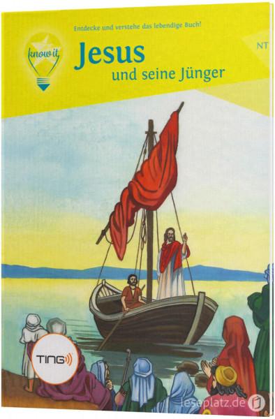 Jesus und seine Jünger - TING-Buch