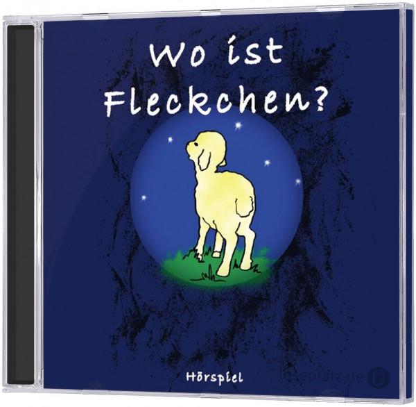 Wo ist Fleckchen? - CD