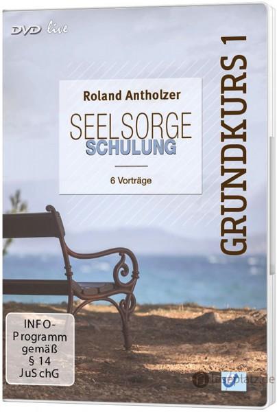 Seelsorge Schulung Grundkurs 1 (2 DVDs)