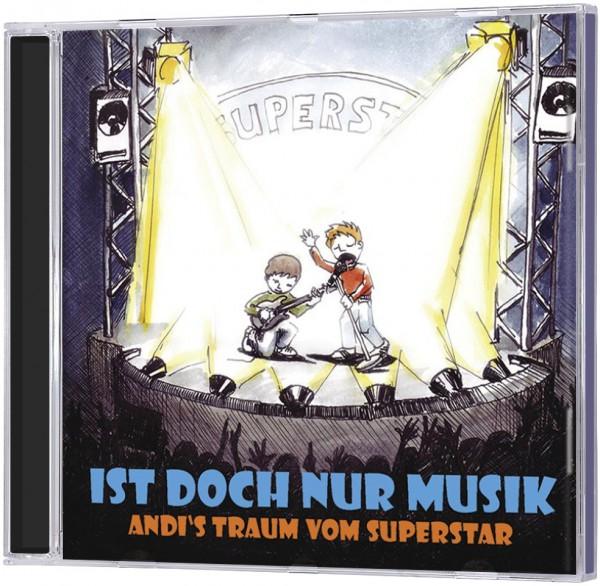 Ist doch nur Musik - CD