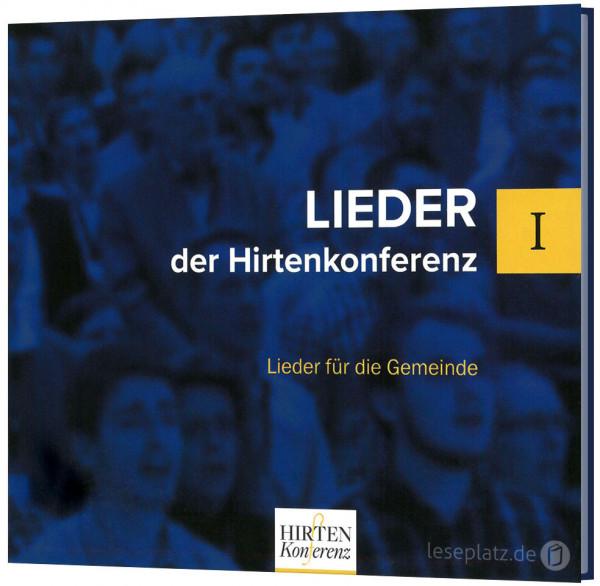Lieder der Hirtenkonferenz I - CD