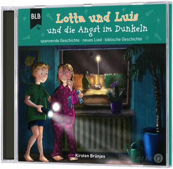 Lotta und Luis und die Angst im Dunkeln - CD